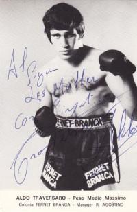 Aldo Traversaro boxer