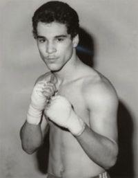 Vinnie Burgese boxer