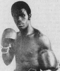 Bobby Lloyd boxer