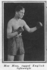 Moe Moss boxer
