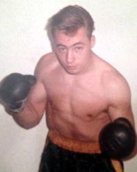 Ron Wilson boxer