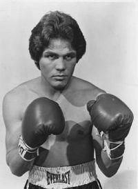 Maurice Watkins boxer