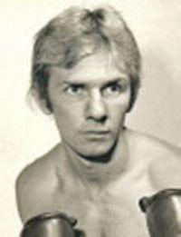 Ronnie McGarvey boxer