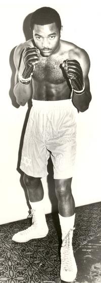 Tyrone Everett boxer