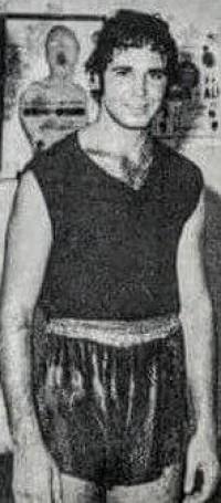 Frankie Otero boxer
