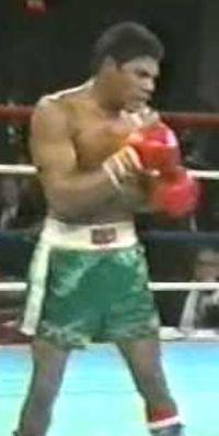Mario Maldonado boxer