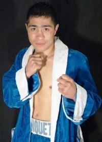 Oscar Blanquet boxer