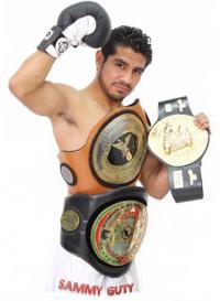 Sammy Gutierrez boxer