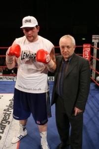 John McDermott boxer