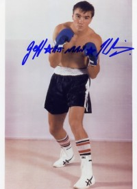 Jeff Harding boxer