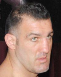 Arthur Saribekian boxer