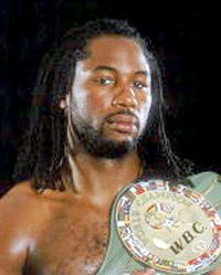 Lennox Lewis boxer