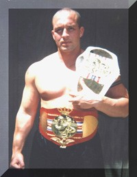 Kenny Craven boxer