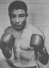 Masataka Takayama boxer
