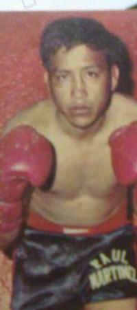 Raul Martinez Mora boxer