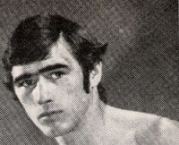 Jean-Baptiste Piedvache boxer