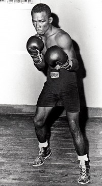 Percy Hayles boxer
