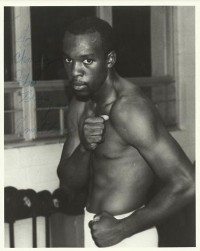 Ernest Bing boxer