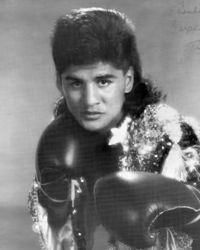 Tony Baltazar boxer