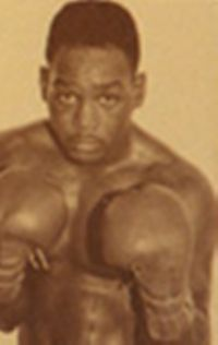 Andre McCall boxer