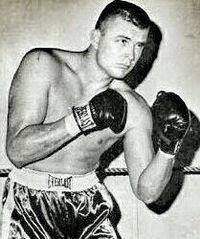 Bowie Adams boxer