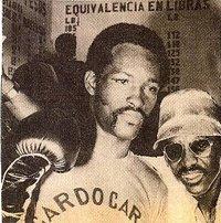 Ricardo Cardona boxer