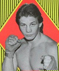 Tommy Hanks boxer