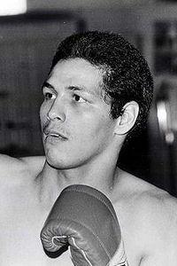 Alfred Rangel boxer