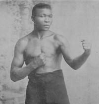 Bob Thompson boxer