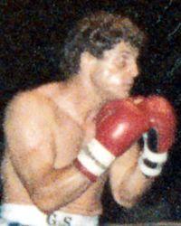 Glen Sharp boxer