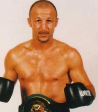 Stephane Cazeaux boxer