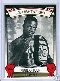 Regilio Tuur boxer