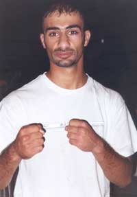 Nedal Hussein boxer