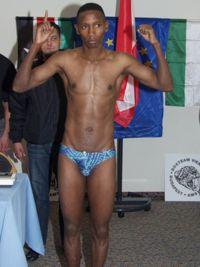 David Kiilu boxer