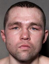 Dmitry Kirillov boxer