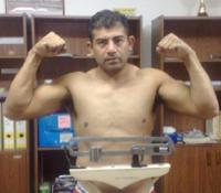 Orlando Antonio Farias boxer