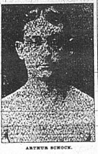 Arthur Schock boxer