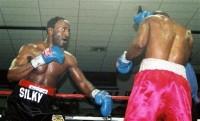 Germaine Sanders boxer