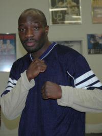 Kofi Jantuah boxer