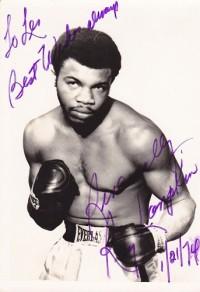 Ray Lampkin boxer