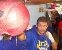 Jose Cabrera boxer