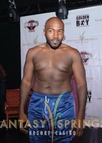 Derrick Brown boxer