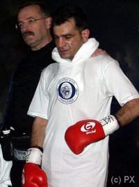 Kirkor Kirkorov boxer