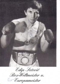 Edip Sekowitsch boxer
