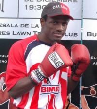 Miguel Callist boxer