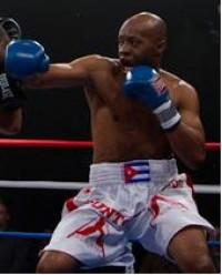 Giorbis Barthelemy boxer