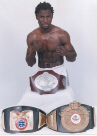 Moses James boxer
