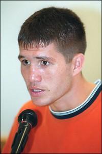 Brandon Mitchem boxer