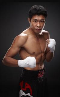 Rocky Fuentes boxer