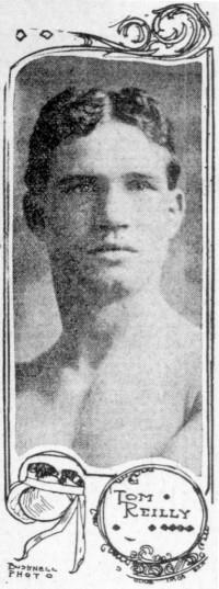 Tom Reilly boxer